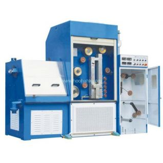 HH-D-24DHT Small Wire Drawing Machine Making 1.2mm Wire to 0.1-0.32mm