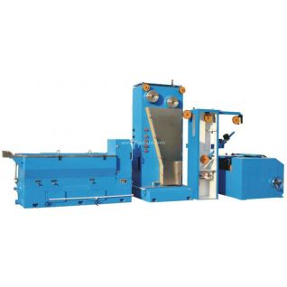 HH-D-250-21 Intermediate Wire Drawing Machine Making 3.0mm Wire to 0.4-1.2mm