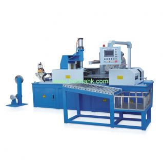 HH-C- PLC 1246 Automatic Coiling And Wrapping Machine